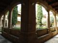 Monasterio de Yuste. Claustro gótico. 01.TIF