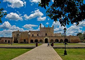 Valladolid, Yucatán - Convent of San Bernardino de Siena