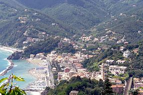 Panorama de Moneglia