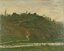 Monet - Le village de la Roche-Blond, Effet du soir, 1889.jpg