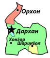 Mongolia Darkhan sum map mk.png