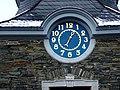 Monschau, Evangelische Stadtkirche Ein-Zeiger-Uhr.JPG