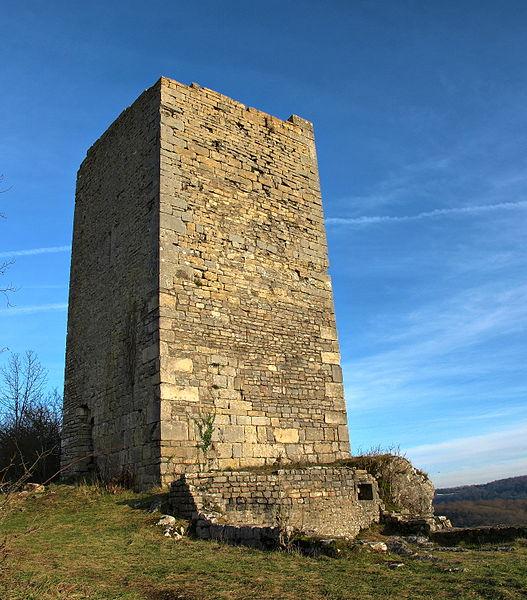 Château de Montferrand-le-Château (Inscrit)