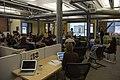 Monthly Metrics Meeting Wikimedia Foundation November 1, 2012 -9951.jpg