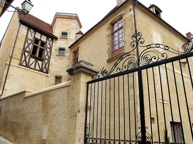 Monument historique à Montluçon