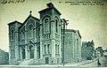 Montréal, vers 1909. Faubourg à mlasse. (6444496535).jpg