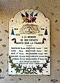 Monument aux morts de Hiis (Hautes-Pyrénées) 1.jpg