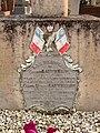 Monument morts Cimetière - Marcigny (FR71) - 2020-12-25 - 5.jpg