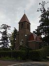 mooie hervormde kerk