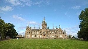 Moragn Academy Dundee