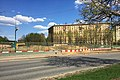 Moscow, Semyonovskaya Embankment, metro construction (30463484733).jpg