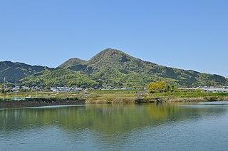 Mount Nijō Mountain in Japan