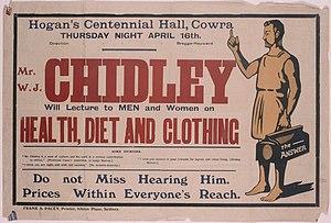 William James Chidley - Wikipedia