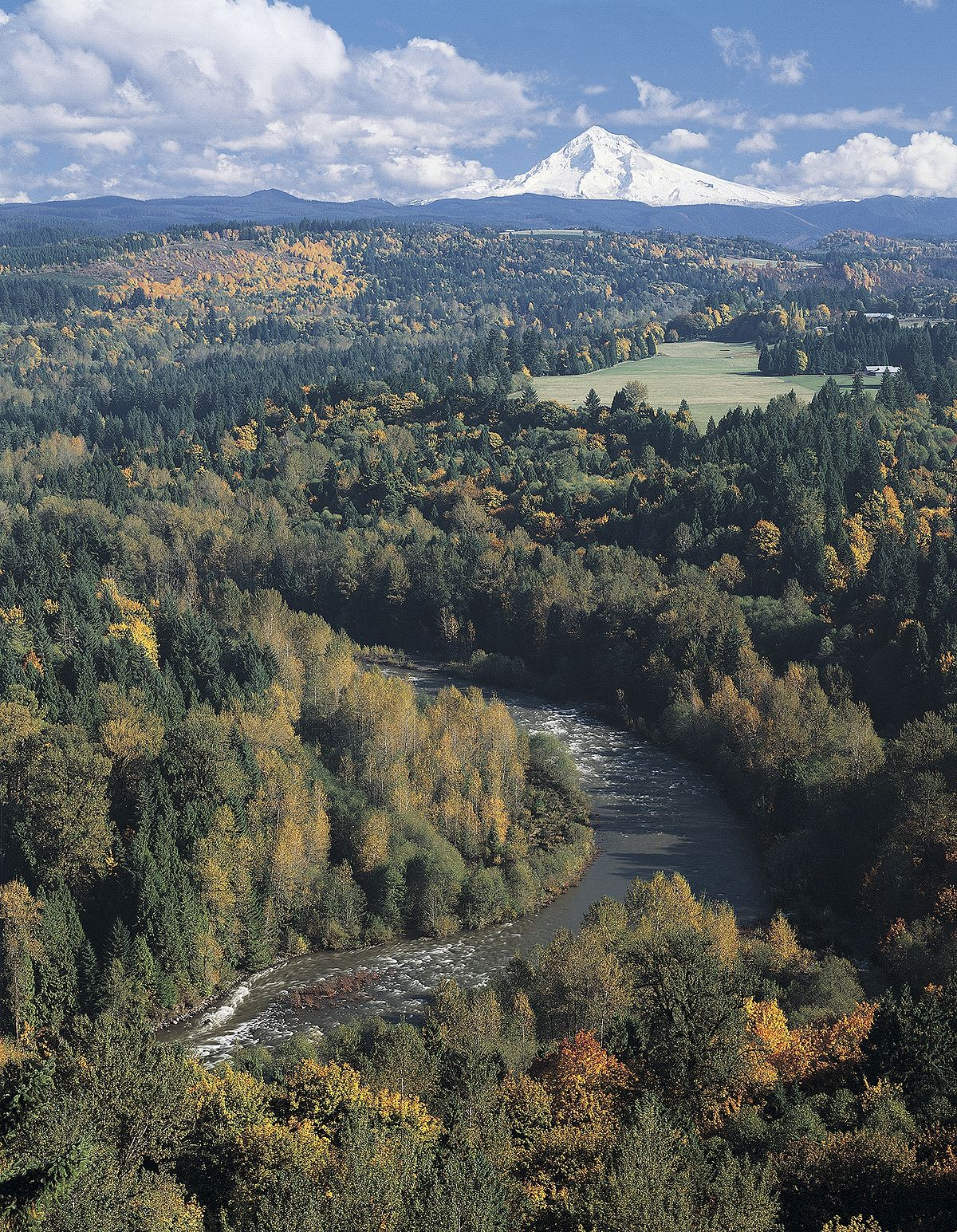 Sandy River (Oregon) - Wikipedia