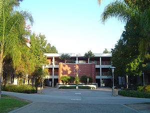 Mt. San Antonio College - Mt. San Antonio College campus