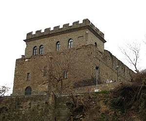 Muggia - the Castle of Muggia