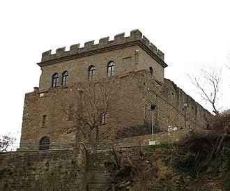 Muggia - the Castle of Muggia
