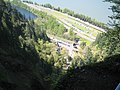 Multnomah Falls parking area from top.jpg