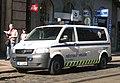 Municipal police van Volkswagen in Prague, 2012.JPG