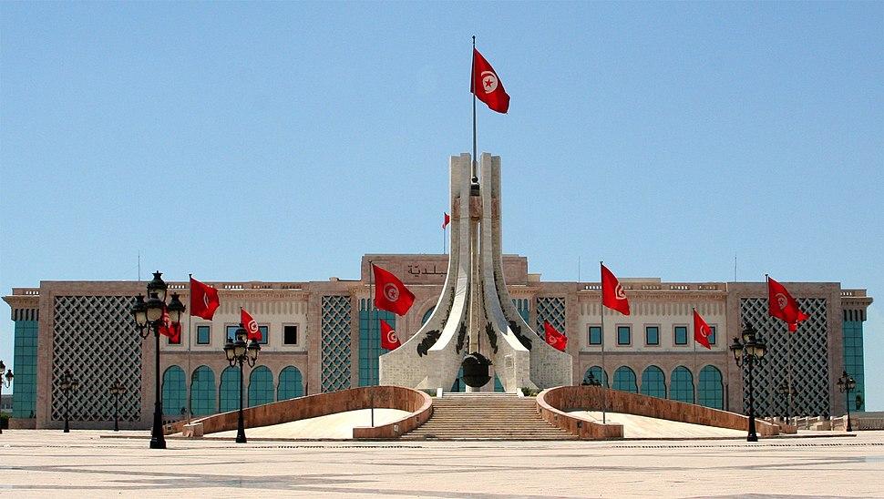 Municipalite de Tunis-Kassus