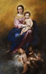The Virgin of the Rosary