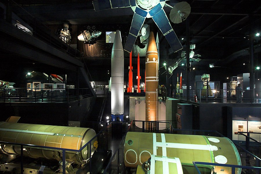 Musée de l'air et de l'espace (Le Bourget, France)