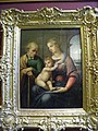 Musée de l'Ermitage - Raffaello Santi - The Holy Family (Madonna with Beardless Joseph) (1506).jpg