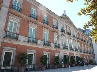 Golden Triangle of Art - Image: Museo Thyssen Bornemisza (Madrid) 08