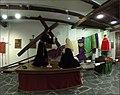 Museo de Arte Sacro de Bembibre - Pendón y pasos.jpg
