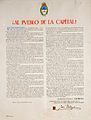 """Museo del Bicentenario - """"Manifiesto al Pueblo"""".jpg"""