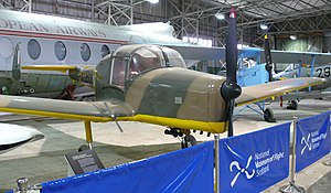General Aircraft Cygnet - Cygnet G-AGBN, National Museum of Flight, East Fortune, Scotland (2010)