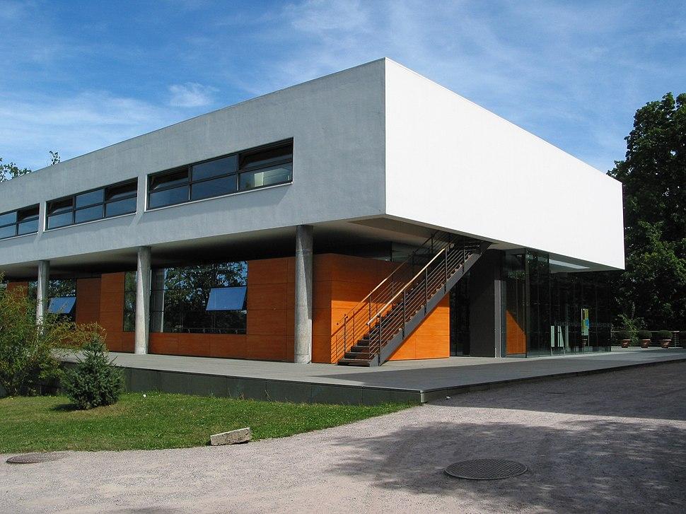 Musikgymnasium Schloss Belvedere (Hauptansicht)