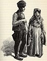 Muslim Gypsies from Bosnia, illustration, 1901.jpg