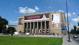 National Museum, Kraków - Image: Muzeum narodowe panoramio