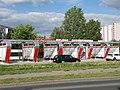 Myjnia samochodowa bezdotykowa na osiedlu Polan w Poznaniu - maj 2019 - 1.jpg