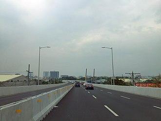 NAIA Expressway - Image: NAIA Expressway