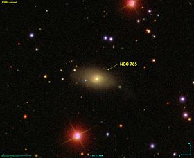 Image illustrative de l'article NGC 785