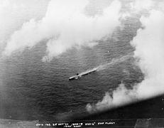 NH 95545 Battle off Cape Engano, 25 October 1944.jpg