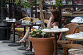 NYC - A young woman in a cafe - 1347.jpg