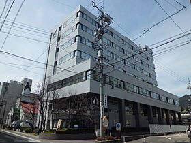 Nagano Prefecture Labour Bank head office.JPG