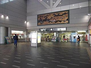 Sakai Station railway station in Sakai, Osaka prefecture, Japan