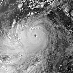 Timeline of the 2011 Pacific typhoon season - Super Typhoon Nanmadol on early on August 26