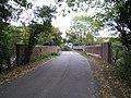 Narrow bridge - geograph.org.uk - 1519169.jpg