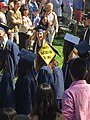 Nasty Woman X-ing (Whitman College graduation) IMG 7071.jpg