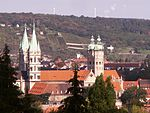 Naumburg Cathedral of St. Peter and St. Paul