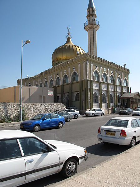 Nazareth, Nabi Saeen mosque.JPG