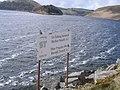 Near Bwlch y Gle dam, Llyn Clywedog - geograph.org.uk - 726260.jpg