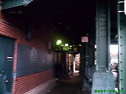 Neck Road Station Entrance.jpg