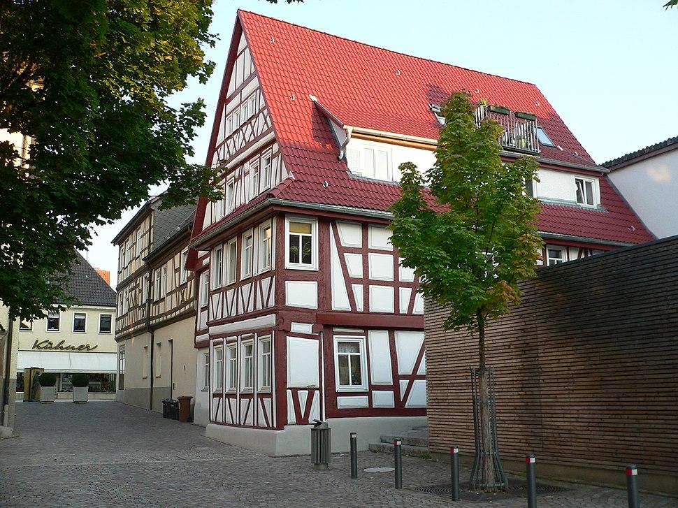 Neckarsulm Loewengasse1