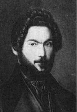 Ion Negulici - Self-portrait (date unknown)